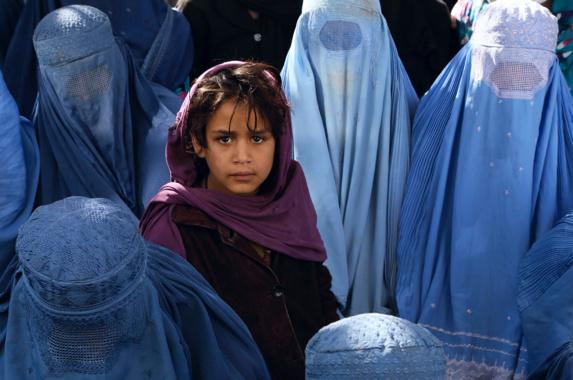 زنان افغانستان سهم  بسیار اندکی در رسانه ها دارند