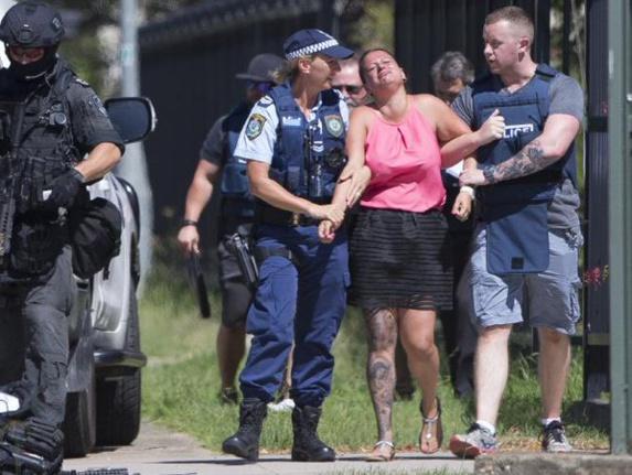 سه کشته در پی گروگان گیری در اطراف سیدنی