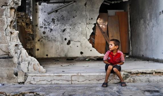 پنجمین سال بحران سوریه
