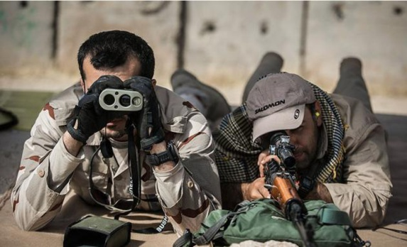 معاون هماهنگی نیروی زمینی ارتش ایران: تک تیراندازان ارتش به عراق و سوریه می روند