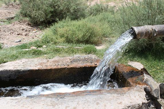 مسدودشدن بیش از هفت هزار چاه غیرمجاز کشاورزی در ایران