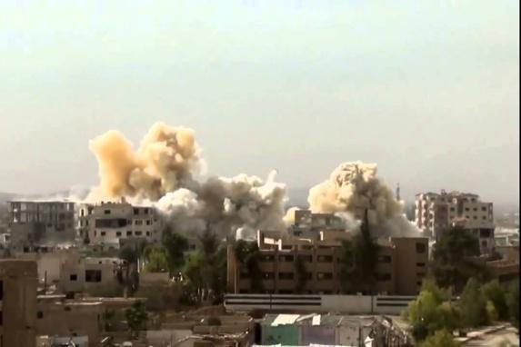 سوء استفاده رژیم اسد از آتشبس شکننده