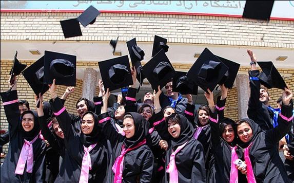 خانهنشینی نزدیک به ۶ میلیون فارغالتحصیل دانشگاه در ایران