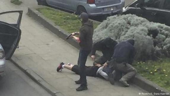 تأیید دستگیری مظنون سوم ترورهای بروکسل