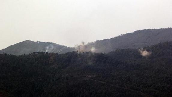 رژیم اسد مواضع ترکمانها در استان لاذقیه را بمباران کرد