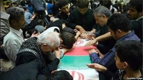 ۵ تن از اعضای ارشد سپاه پاسداران در سوریه کشته شدند