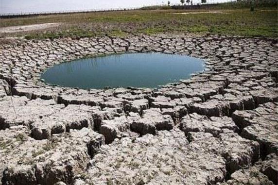 خطر بیابانی شدن ۱۰۰ هزار هکتار از اراضی قزوین