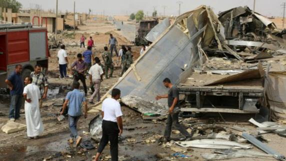 شمار کشتههای بمباران حلب و دوما به بیش از ۵۰نفر رسید