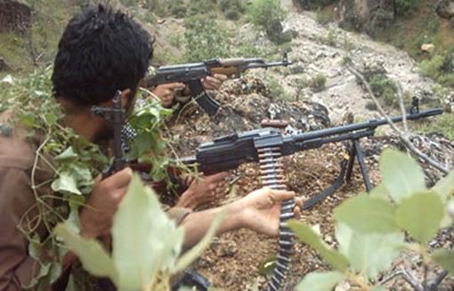 کشته و زخمی شدن 30 نفر از نیروهای ایران در درگیری با نیروهای کرد