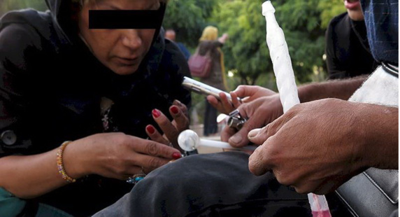هشدار در مورد افزایش مرگ معتادان به تریاک در ایران