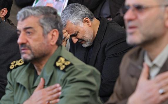 """سوریه؛ بازگشت کاروان شکست خورده """"مستشاران"""""""