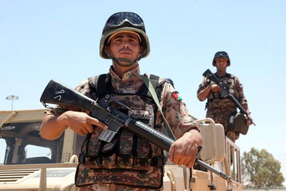 رژیم ایران پشت قاچاق سلاح و مواد مخدر به اردن