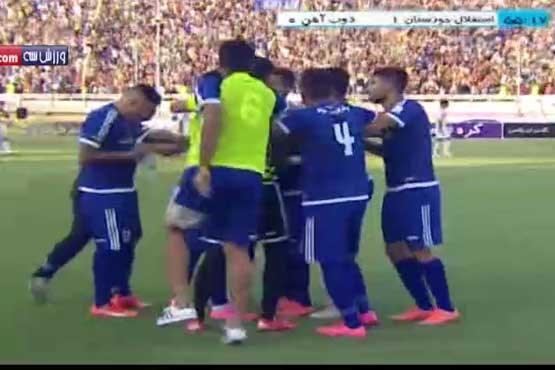 استقلال خوزستان (الاحواز)فقیرترین تیم لیگ برتر ایران قهرمان این کشور شد