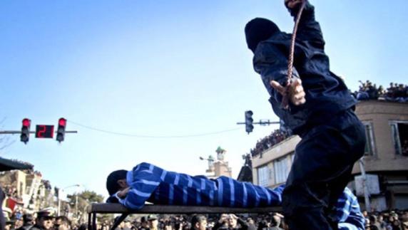 در ایران شرکت کنندگان یک جشن فارغ التحصیلی را شلاق زدند