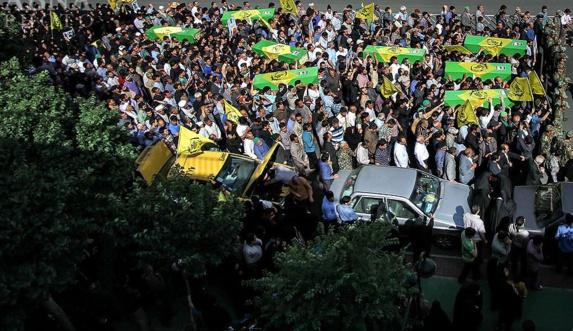 کشته شدن هشت تن از مزدوران شیعه افغانی در سوریه
