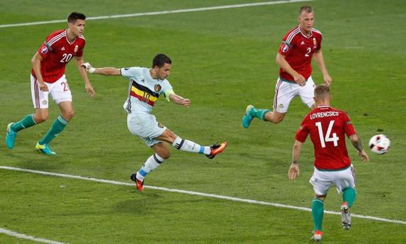 جام ملتهای اروپا: صعود فرانسه، آلمان و بلژیک