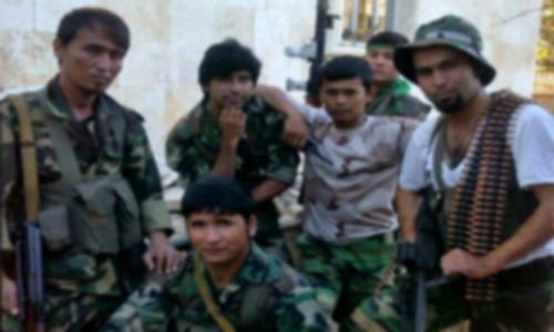 جوانان افغانی در تنور جنگ خامنهای در سوریه