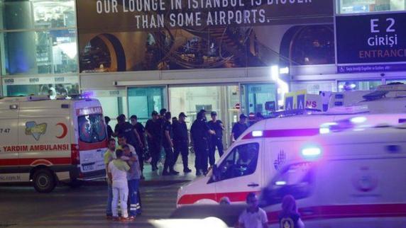 محکومیت جهانی حمله تروریستی در استانبول