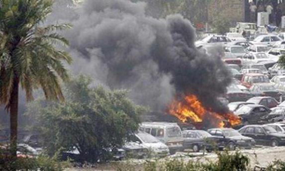 وقوع انفجار در بغداد 12 کشته و 34 زخمی برجا گذاشت