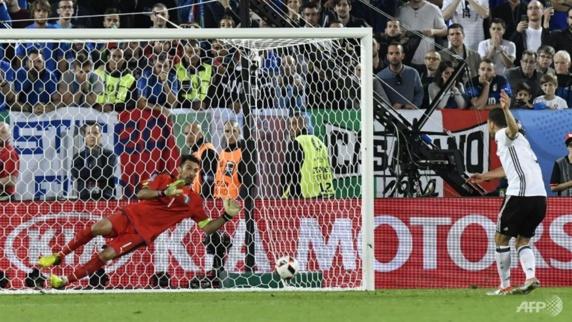 یورو ۲۰۱۶؛ آلمان 'بالاخره' ایتالیا را شکست داد