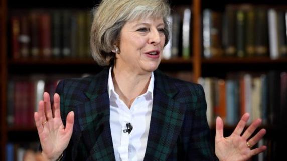 ترزا می، نخستوزیر بریتانیا میشود