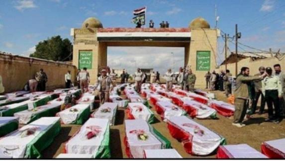 كشته شدن 26 شبهنظامى وابسته به ايران در سوريه