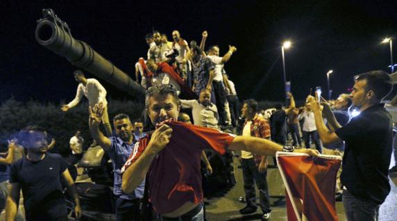 تحولات ترکیه- دستگیری 5ژنرال و 29سرهنگ در جریان شکست کودتای ترکیه