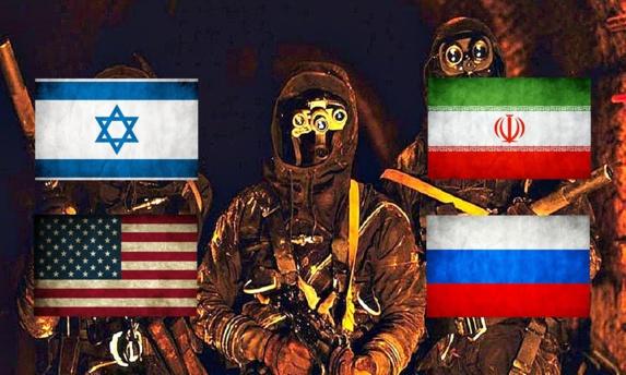 حمایت امریکا و روسیه از سیاستهای مخرب وویرانگر رژیم تهران