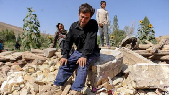زمین لرزه دراستان اردبیل سه کشته و مجروح بر جای گذاشت