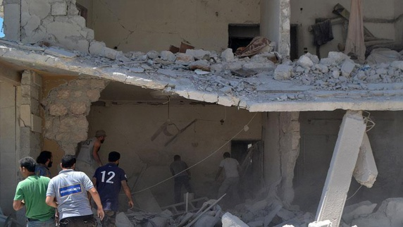 حمله رژیم اسد به یک زندان در استان سویدای سوریه