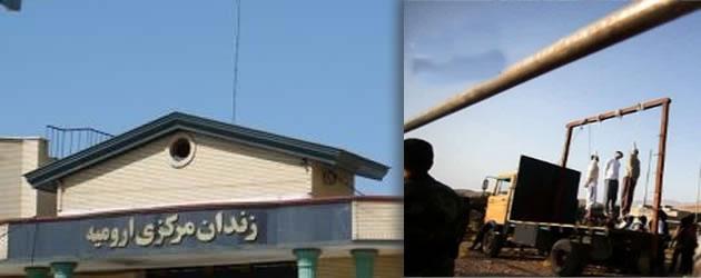 اعدام زندانی سیاسی محمد عبدالهی و ۵زندانی دیگر در زندان مرکزی ارومیه