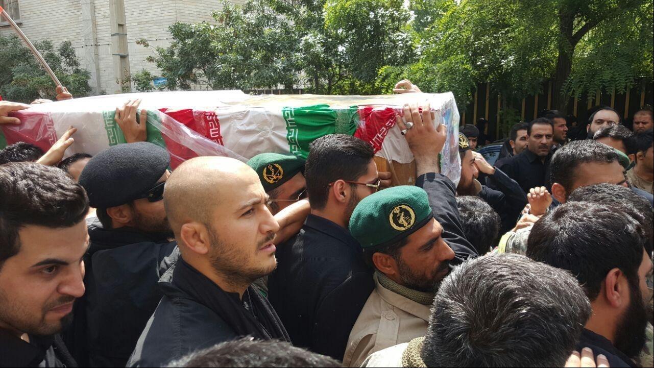 پنج عضو سپاه پاسداران ایران در نبردهای اخیر حلب کشته شدند