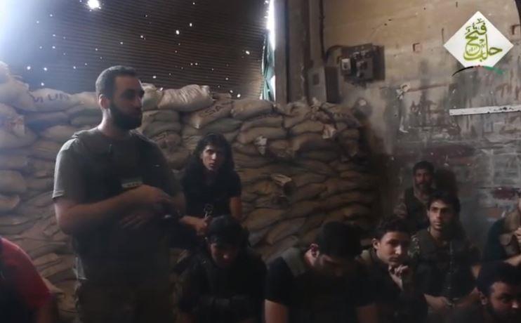 حضور نیروهای رژیم ایران در سوریه