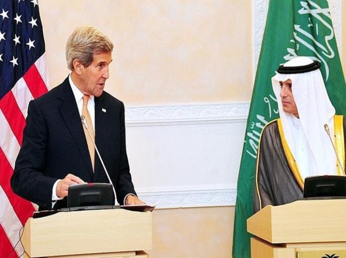 جان کری از نقش مخرب ایران و ارسال اسلحه به شورشیان حوثی انتقاد کرد