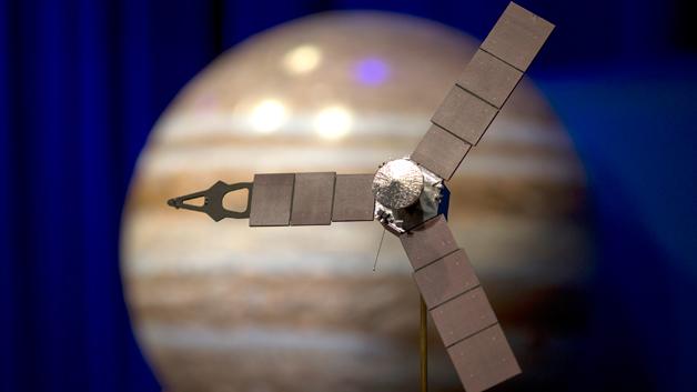 نزدیکی بیسابقه کاوشگر ناسا به سیاره مشتری