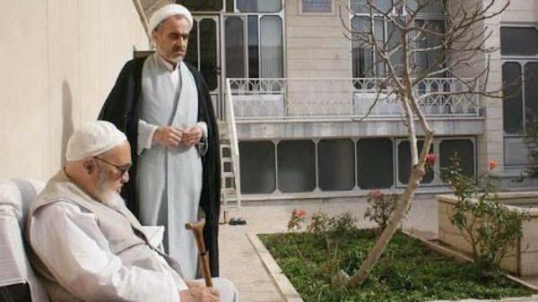 تفهیم اتهام احمد منتظری و آزادی با قید کفالت