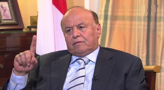 رئیسجمهوری یمن: ایران منطقه را به سوی تنور جنگ فرقهگرایی سوق میدهد