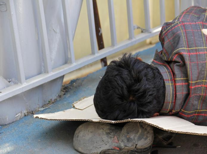 سرما جان بیش از 25 هزار کارتن خواب تهرانی را تهدید می کند