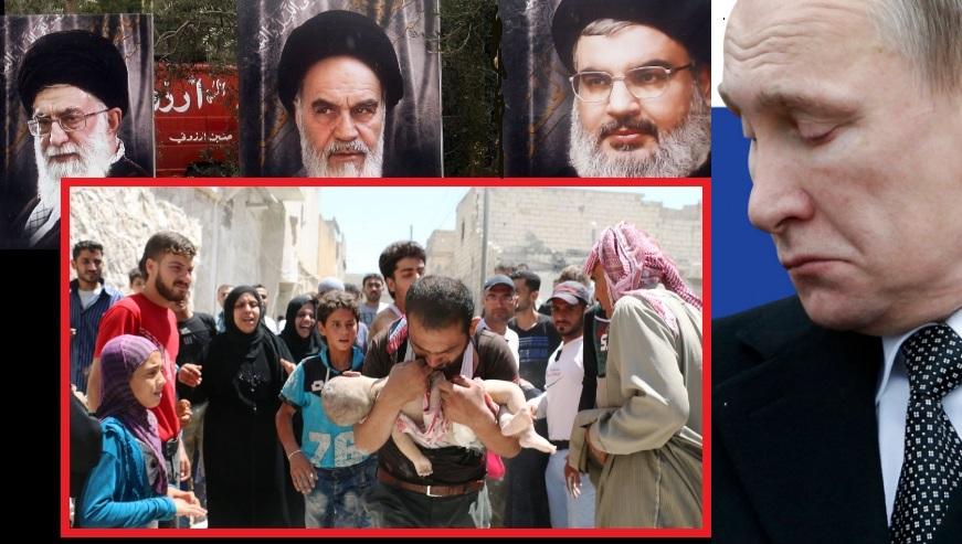خشم مادران لبنانی علیه سرکرده حزب الله بخاطرهلاکت فرزندانشان در جنگ نیابتی سوریه