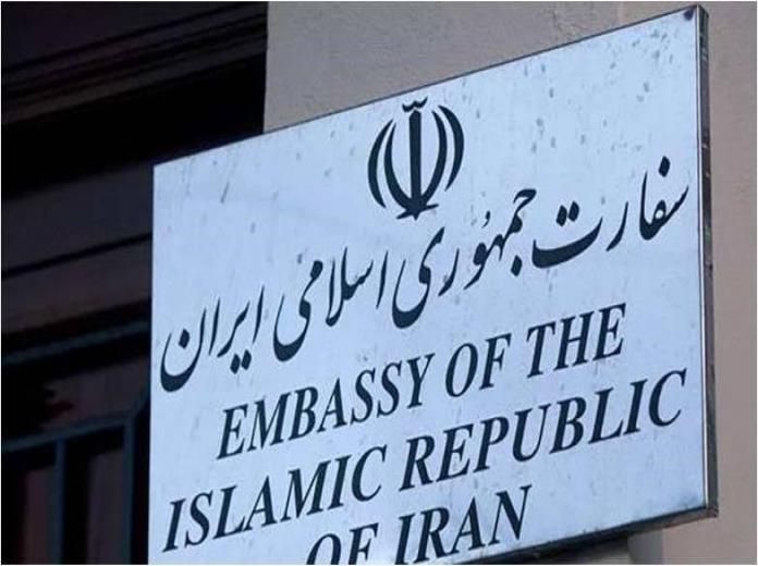 پلمپ کردن سفارت ایران در خرطوم