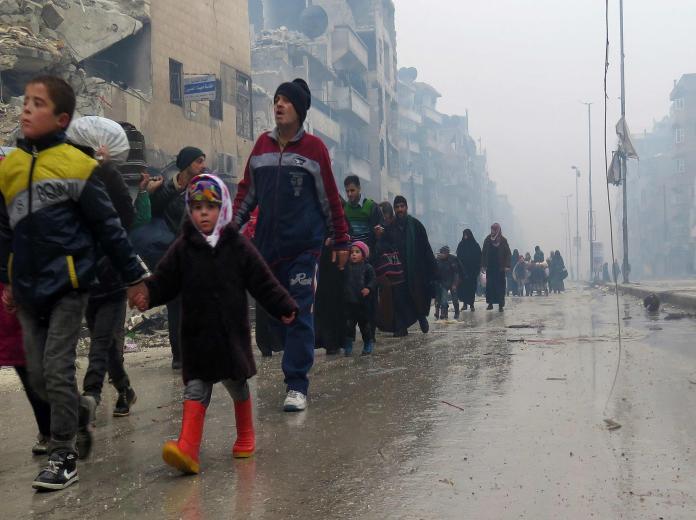 سازمان مللمتحد نسبت به کشتار غیرنظامیان در حلب هشدار داد