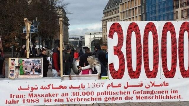 فراخوان به محاکمه مسئولان قتلعام 1988 زندانیان سیاسی در ایران به خاطر جنایت علیه بشریت