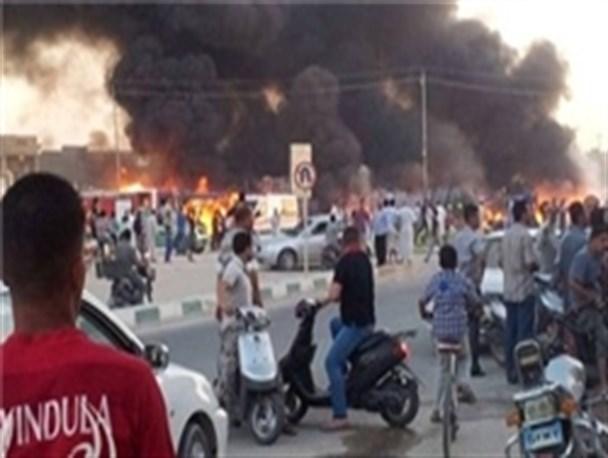 دو انفجار مرگبار در مقر حزب دمکرات کوردستان-ایران در اربیل عراق
