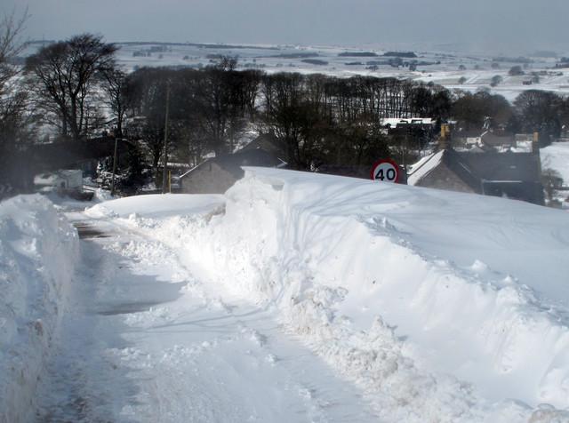 18 کشته در اثر بارش برف وسرمای شدید در اروپا