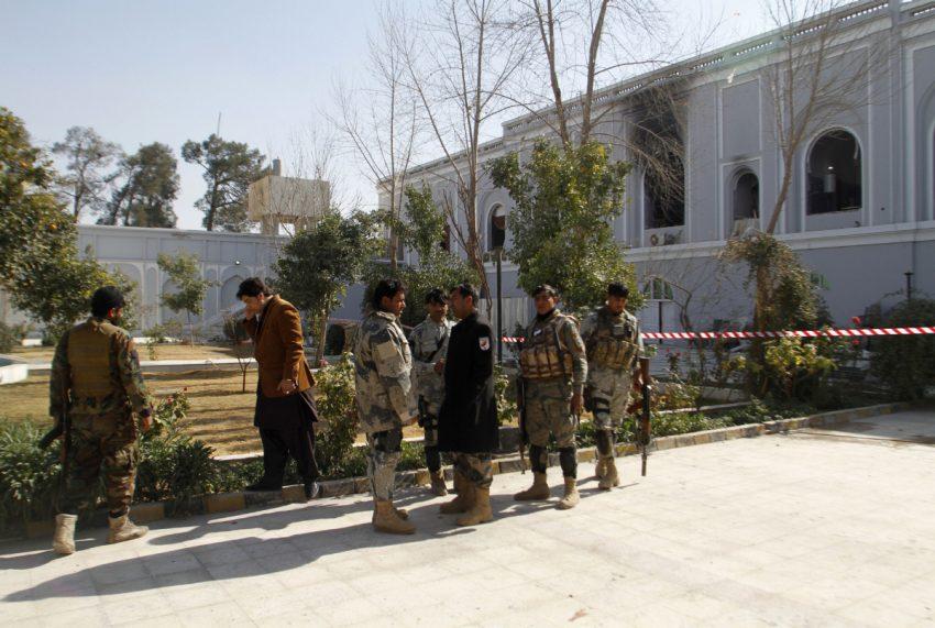 ایران در پشت حمله تروریستی در قندهار افغانستان