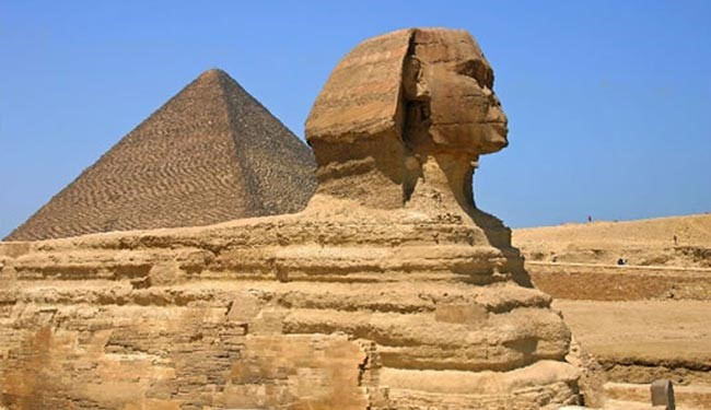اسرار جدید از اهرام ثلاثه مصرکشف شد