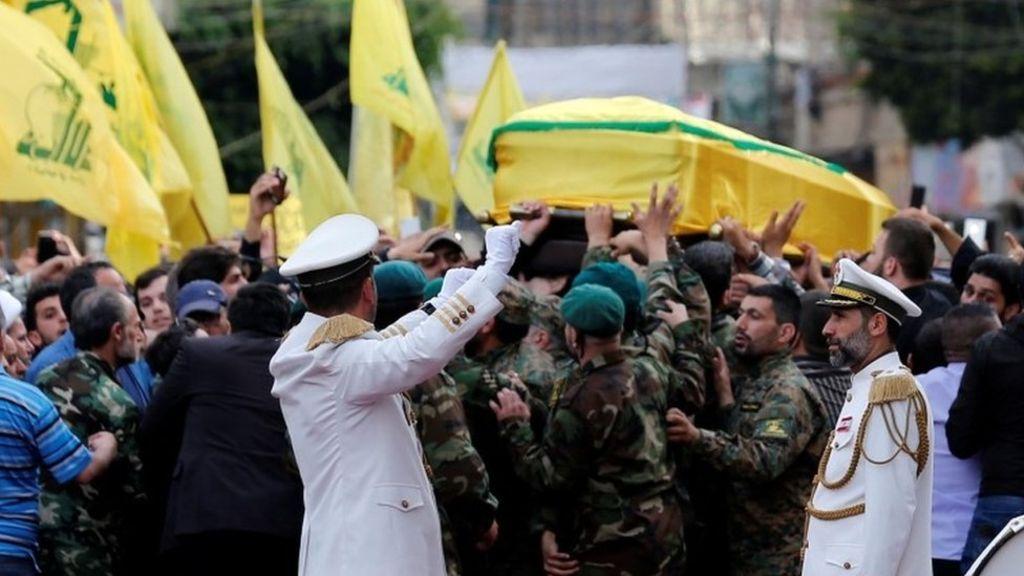 خشم شیعیان لبنان در پی افزایش شمار کشته شدگان حزب الله در سوریه