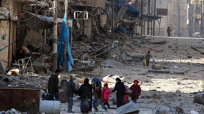 استقبال کشور قطر از طرح آمریکا برای ایجاد منطقه امن در سوریه
