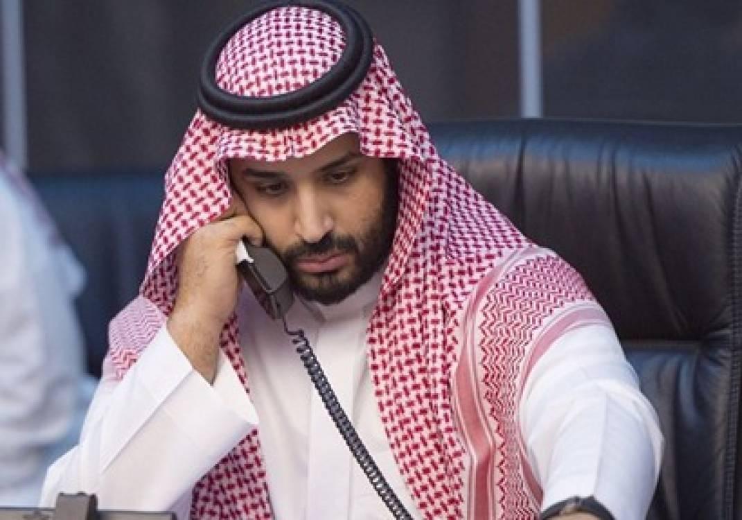 گفتگوی تلفنی نائب ولیعهد و وزیر دفاع آمریکا
