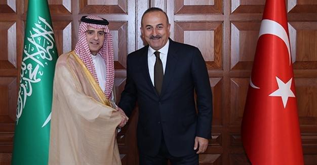 توافق ترکیه و پادشاهی سعودی برای مقابله با دخالتهای ایران در منطقه خاورمیانه